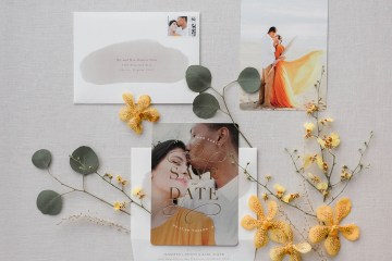 How to Style Your Engagement Session for the Perfect Save The Date – Minted Weddings 69