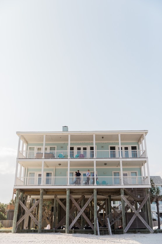 Intimate Southern Boho Beach Wedding in Charleston – Ava Moore Photography 45