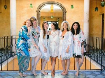 Real Bride Diary – Wildly Fun and Intimate Baja Beach Wedding of Claire Eliza and Jack – Corinne Graves 1