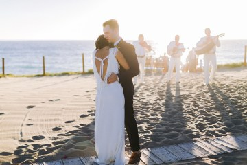 Real Bride Diary – Wildly Fun and Intimate Baja Beach Wedding of Claire Eliza and Jack – Corinne Graves 17