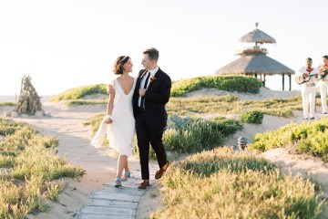 Real Bride Diary – Wildly Fun and Intimate Baja Beach Wedding of Claire Eliza and Jack – Corinne Graves 18
