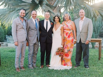 Real Bride Diary – Wildly Fun and Intimate Baja Beach Wedding of Claire Eliza and Jack – Corinne Graves 23