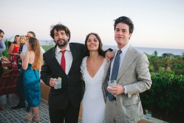 Real Bride Diary – Wildly Fun and Intimate Baja Beach Wedding of Claire Eliza and Jack – Corinne Graves 29