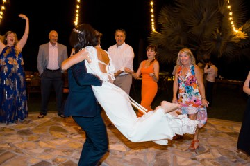 Real Bride Diary – Wildly Fun and Intimate Baja Beach Wedding of Claire Eliza and Jack – Corinne Graves 39