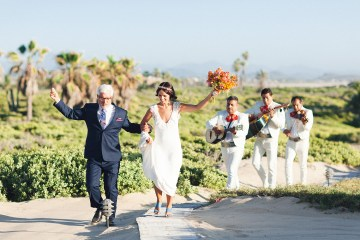 Real Bride Diary – Wildly Fun and Intimate Baja Beach Wedding of Claire Eliza and Jack – Corinne Graves 5