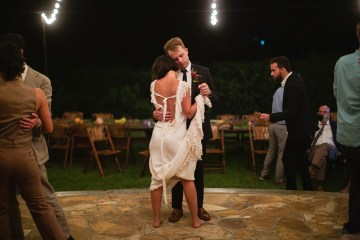 Real Bride Diary – Wildly Fun and Intimate Baja Beach Wedding of Claire Eliza and Jack – Corinne Graves 53