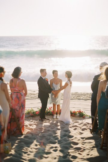 Real Bride Diary – Wildly Fun and Intimate Baja Beach Wedding of Claire Eliza and Jack – Corinne Graves 61