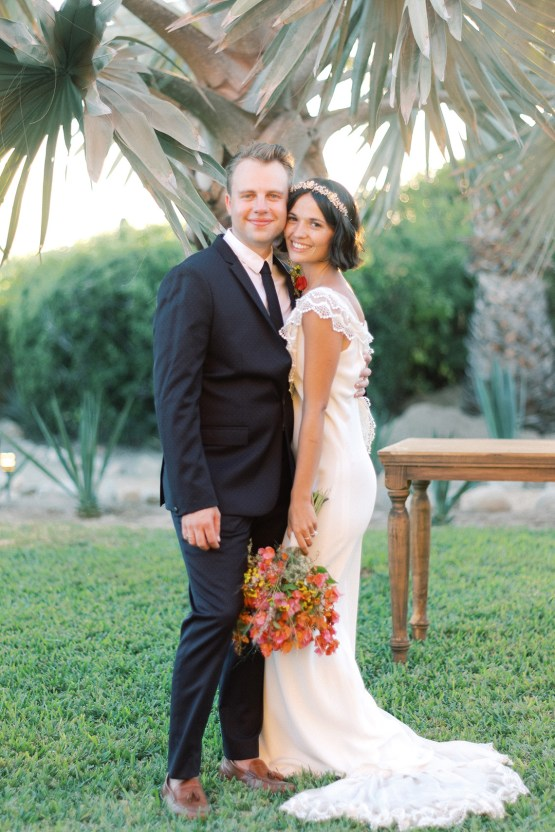 Real Bride Diary – Wildly Fun and Intimate Baja Beach Wedding of Claire Eliza and Jack – Corinne Graves 69