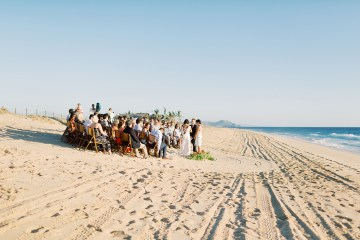 Real Bride Diary – Wildly Fun and Intimate Baja Beach Wedding of Claire Eliza and Jack – Corinne Graves 8