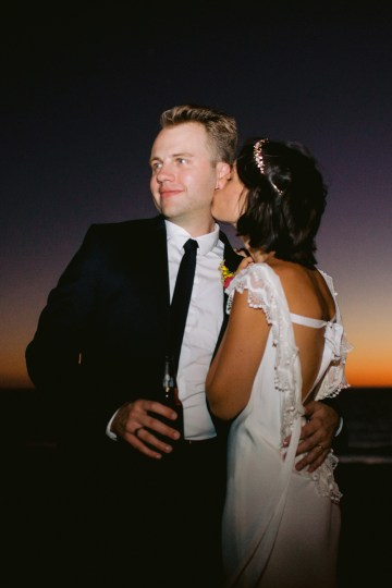 Real Bride Diary – Wildly Fun and Intimate Baja Beach Wedding of Claire Eliza and Jack – Corinne Graves 82