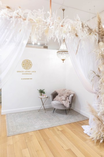 10 Reasons You Should Shop for Your Wedding Dress at The Grace Loves Lace NYC Boutique 6