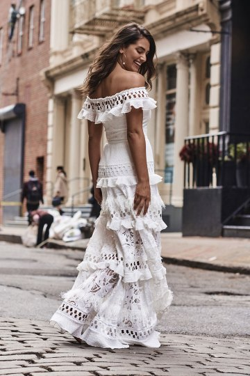 10 Reasons You Should Shop for Your Wedding Dress at The Grace Loves Lace NYC Boutique – Coco Gown 1