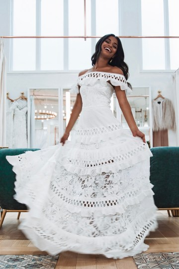 10 Reasons You Should Shop for Your Wedding Dress at The Grace Loves Lace NYC Boutique – Coco Gown 9