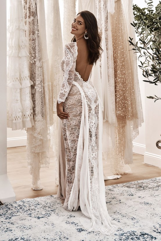 10 Reasons You Should Shop for Your Wedding Dress at The Grace Loves Lace NYC Boutique – Inca Gown 1