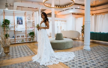 10 Reasons You Should Shop For Your Wedding Dress At Grace Loves Lace's NYC Boutique