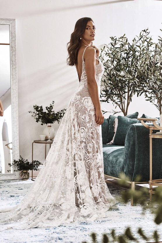 10 Reasons You Should Shop for Your Wedding Dress at The Grace Loves Lace NYC Boutique – Rosa Gown 2