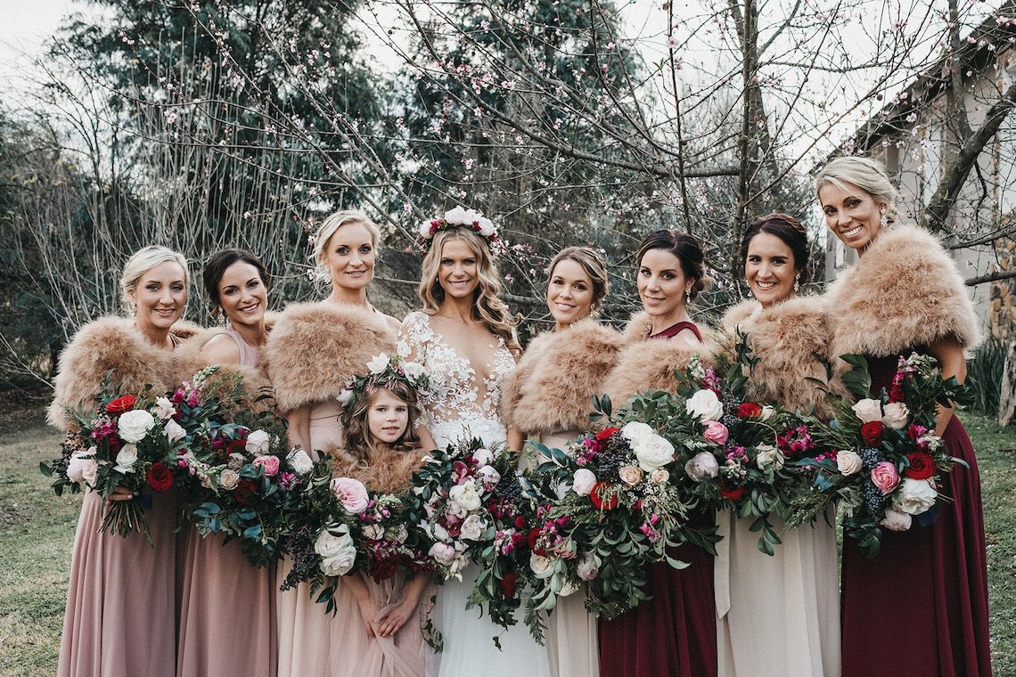 Floral-Rich Boho South African Winter Wedding – Dean Maber 12