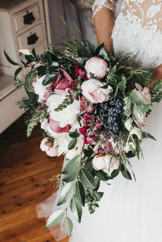 Floral-Rich Boho South African Winter Wedding – Dean Maber 29