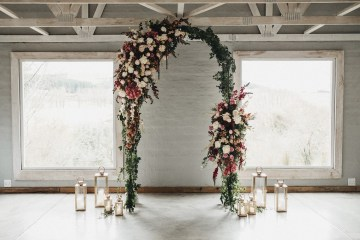 Floral-Rich Boho South African Winter Wedding – Dean Maber 5