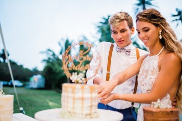 Playful and Intimate North Shore Oahu Beach Wedding – Chelsea Stratso Photography 12