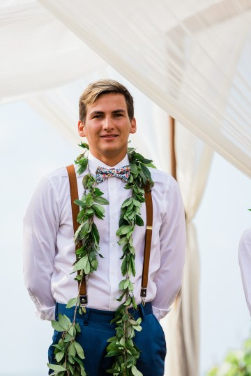 Playful and Intimate North Shore Oahu Beach Wedding – Chelsea Stratso Photography 15