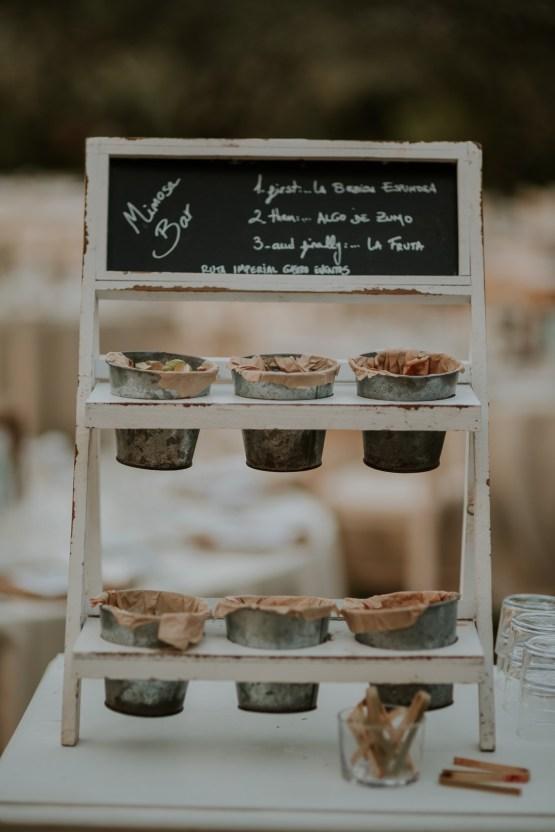 Romantic and Fashionable Spanish Boho Wedding – Javier Berenguer 41