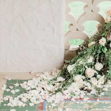 Rustic Spanish Wedding Inspiration From San Antonio Texas – Faith Roper Photography 11