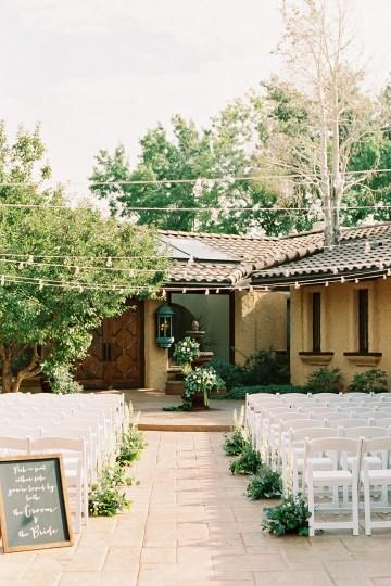 Rustic Succulent Filled Colorado Wedding With A Pretzel Bar – Sara Lynn 27