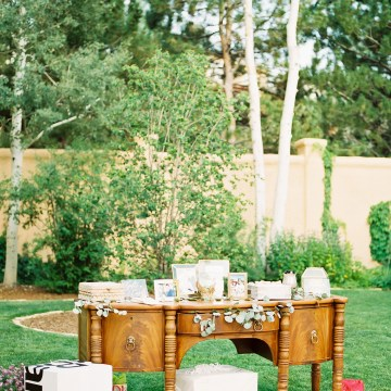 Rustic Succulent Filled Colorado Wedding With A Pretzel Bar – Sara Lynn 33