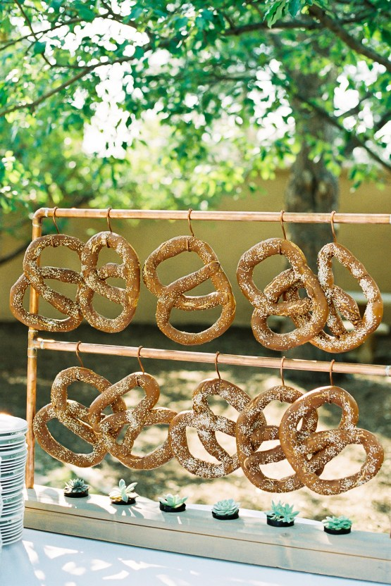 Rustic Succulent Filled Colorado Wedding With A Pretzel Bar – Sara Lynn 36