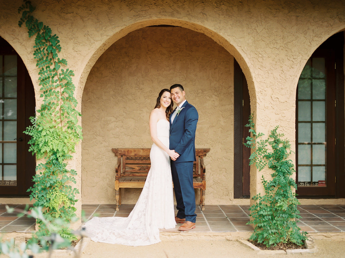 Rustic Succulent Filled Colorado Wedding With A Pretzel Bar – Sara Lynn 47