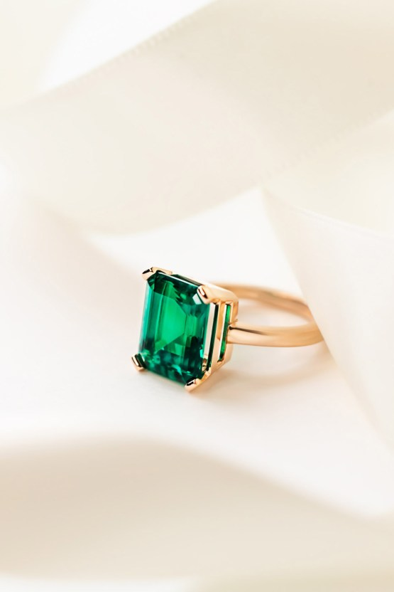 Stunning Conflict-Free & Eco-Friendly MiaDonna Engagement Rings 14