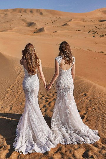 Affordable and Absolutely Showstopping Wedding and Bridesmaid Dresses By CocoMelody – Classic Collection 15