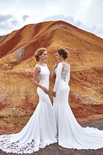 Affordable and Absolutely Showstopping Wedding and Bridesmaid Dresses By CocoMelody – Classic Collection 8