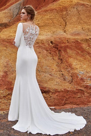 Affordable and Absolutely Showstopping Wedding and Bridesmaid Dresses By CocoMelody – Classic Collection 9