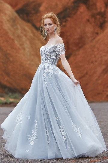 Affordable and Absolutely Showstopping Wedding and Bridesmaid Dresses By CocoMelody – Lily White Collection 11