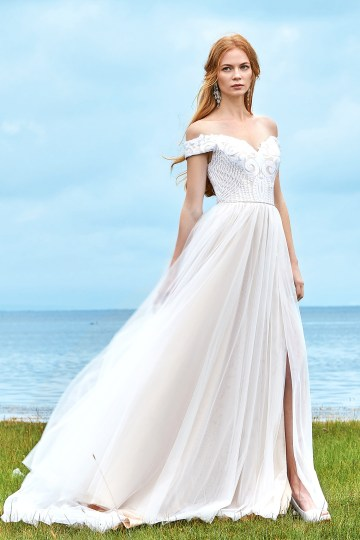 Affordable and Absolutely Showstopping Wedding and Bridesmaid Dresses By CocoMelody – Lily White Collection 7