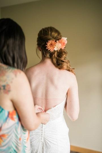 Cannon Beach Bonfire Wedding With Smores – Marina Goktas Photography 18