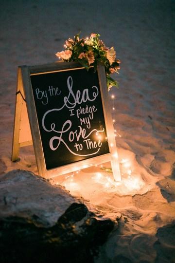 Cannon Beach Bonfire Wedding With Smores – Marina Goktas Photography 36