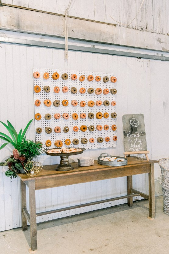 Eclectic Detail-filled Ohio Farm Wedding with a Donut Wall and Espresso Cart – Mandy Ford Photography 15