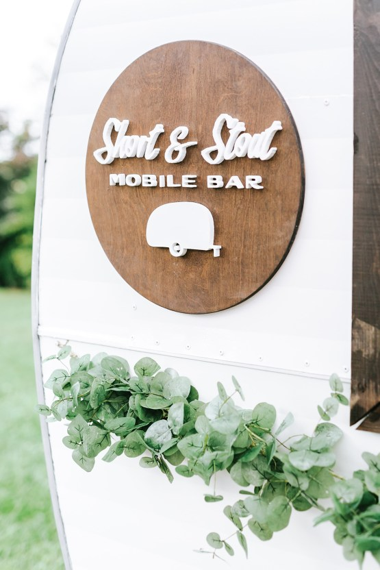 Eclectic Detail-filled Ohio Farm Wedding with a Donut Wall and Espresso Cart – Mandy Ford Photography 16