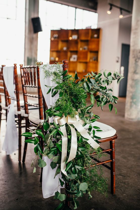 Glamorous and Industrial North Carolina Loft Wedding – Three Region Photography 17