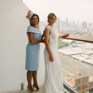 Industrial Chic Brooklyn Winery Wedding – Williamsburg Photo Studios 26
