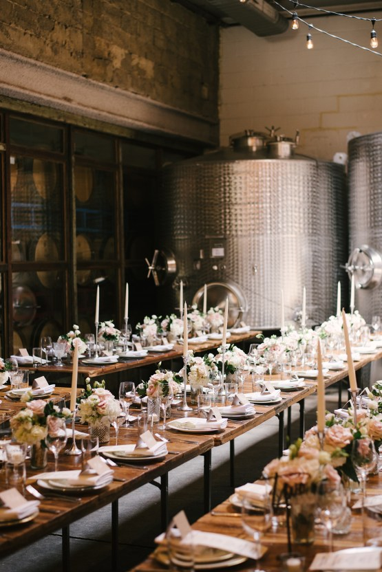 Industrial Chic Brooklyn Winery Wedding – Williamsburg Photo Studios 30