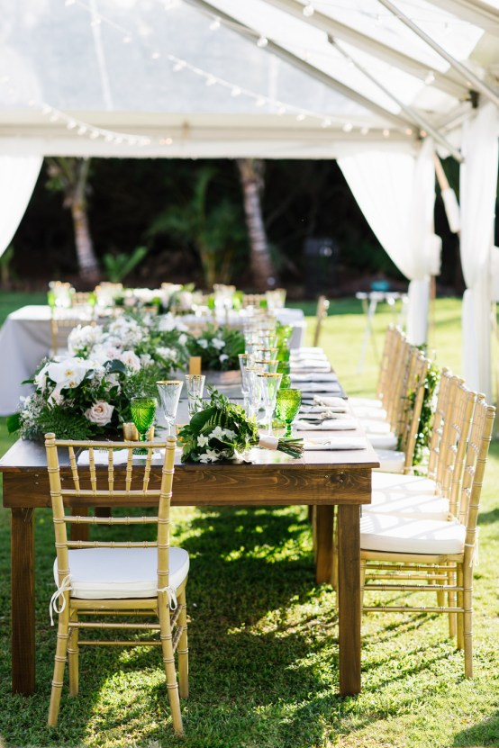 Relaxed Hawaiian Beach Wedding With Our Dream Rue De Seine Boho Wedding Dress – Absolutely Loved Photography 26