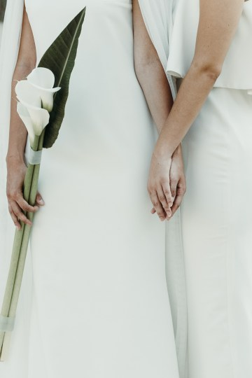 Sleek and Sexy Modern Wedding Inspiration in Emerald – Marcella Cistola 14