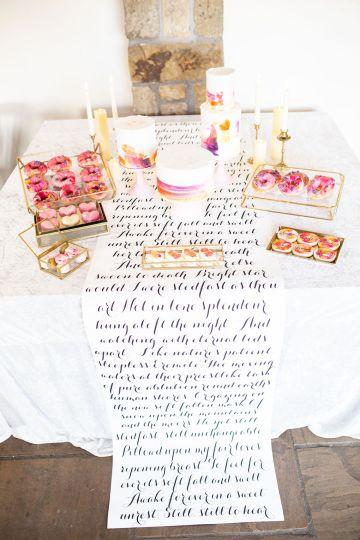 Vibrant Blossom Barn Wedding Inspiration With Creative Dessert Ideas – Deluxe Blooms – Natasha Cadman Photography 19