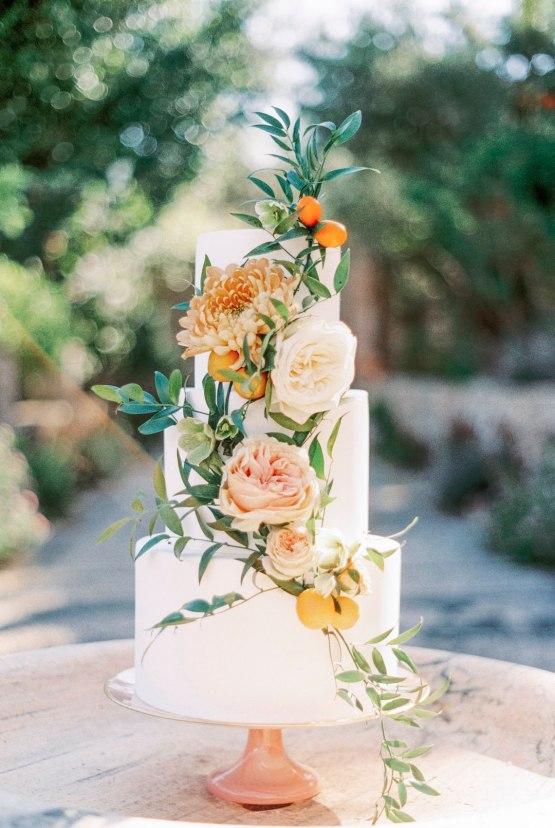 Whimsical Romantic Wedding Inspiration With Grace Kelly Vibes – Fiorello Photography 20