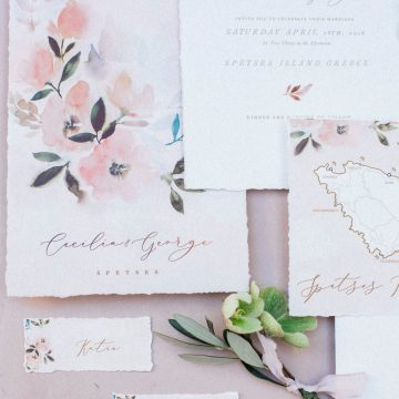 Whimsical Romantic Wedding Inspiration With Grace Kelly Vibes – Fiorello Photography 21