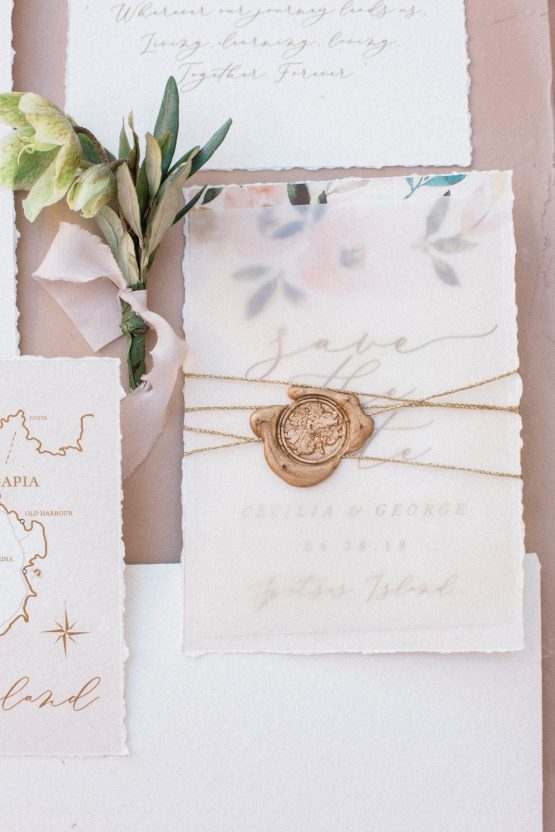 Whimsical Romantic Wedding Inspiration With Grace Kelly Vibes – Fiorello Photography 25